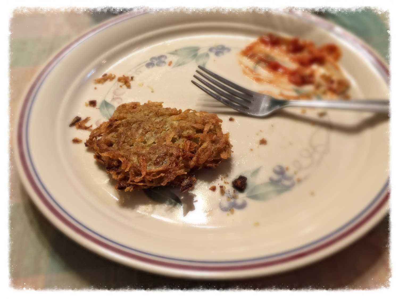 Latkes (a.k.a. Potato Pancakes)