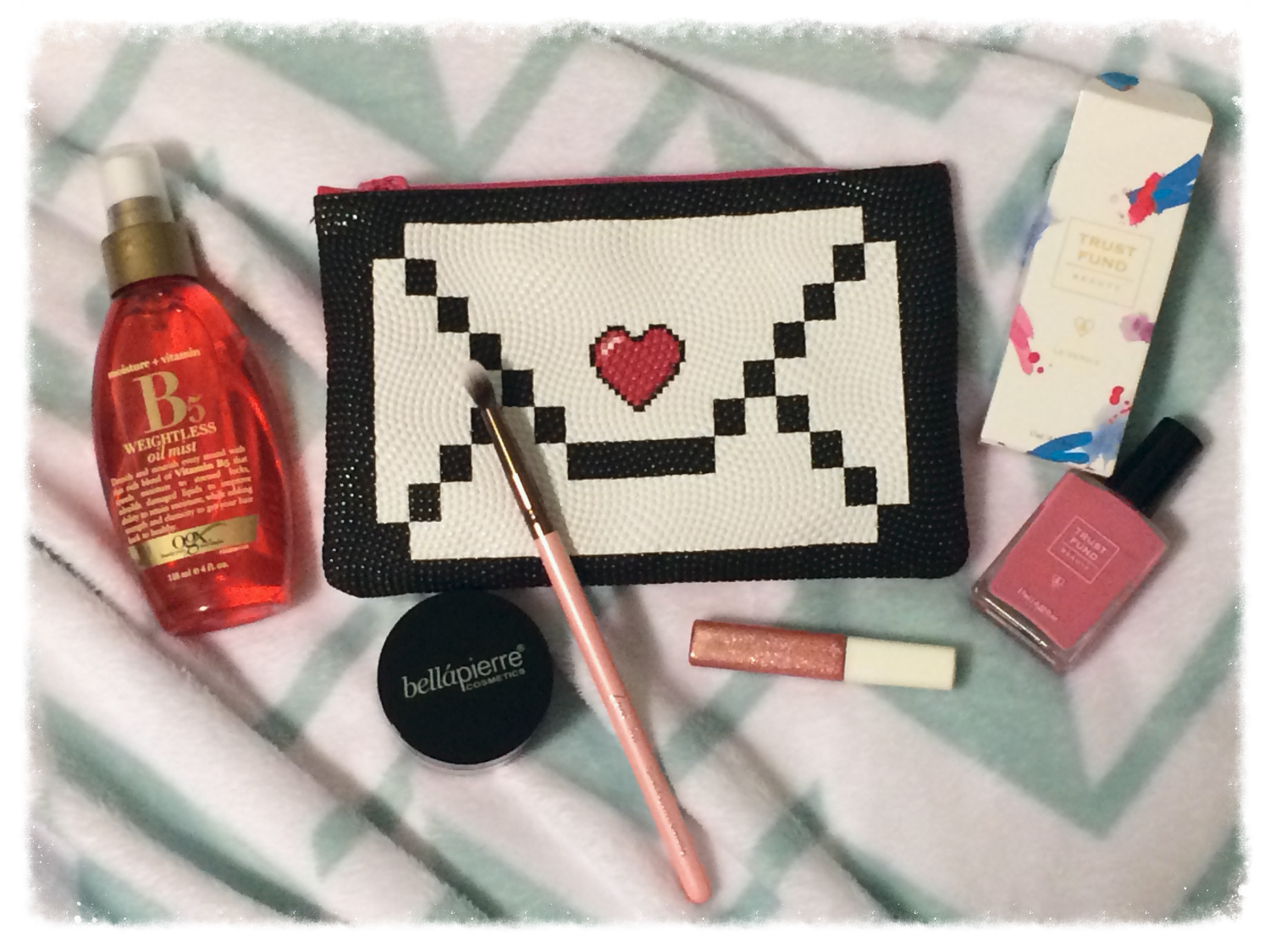 February Unboxing: ipsy/First Impressions