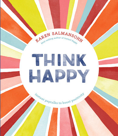 Think Happy Review~Blogging for Books