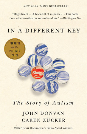 In a Different Key: The Story of Autism~Blogging For Books