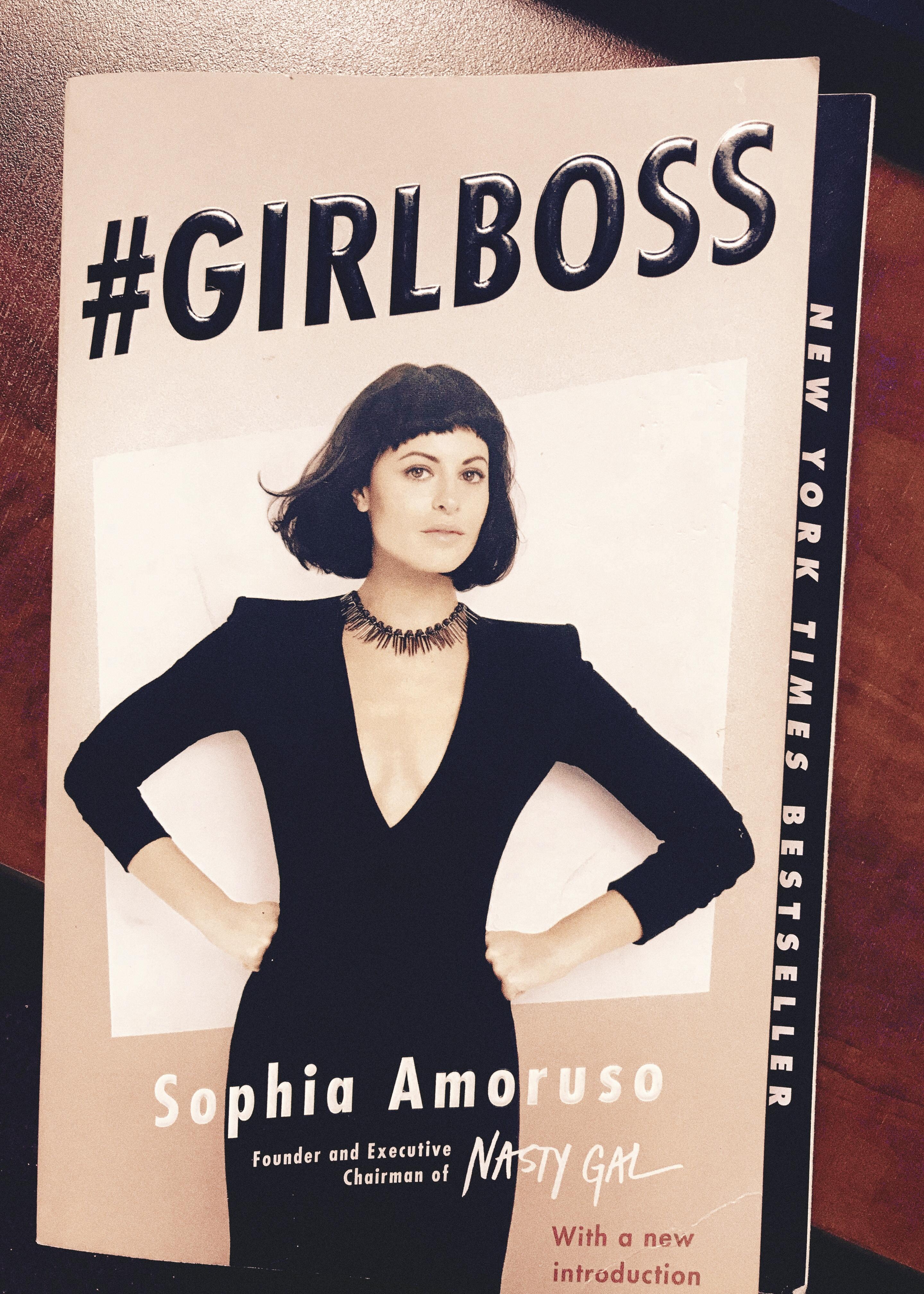 #GIRLBOSS by Sophia Amoruso~Book Review