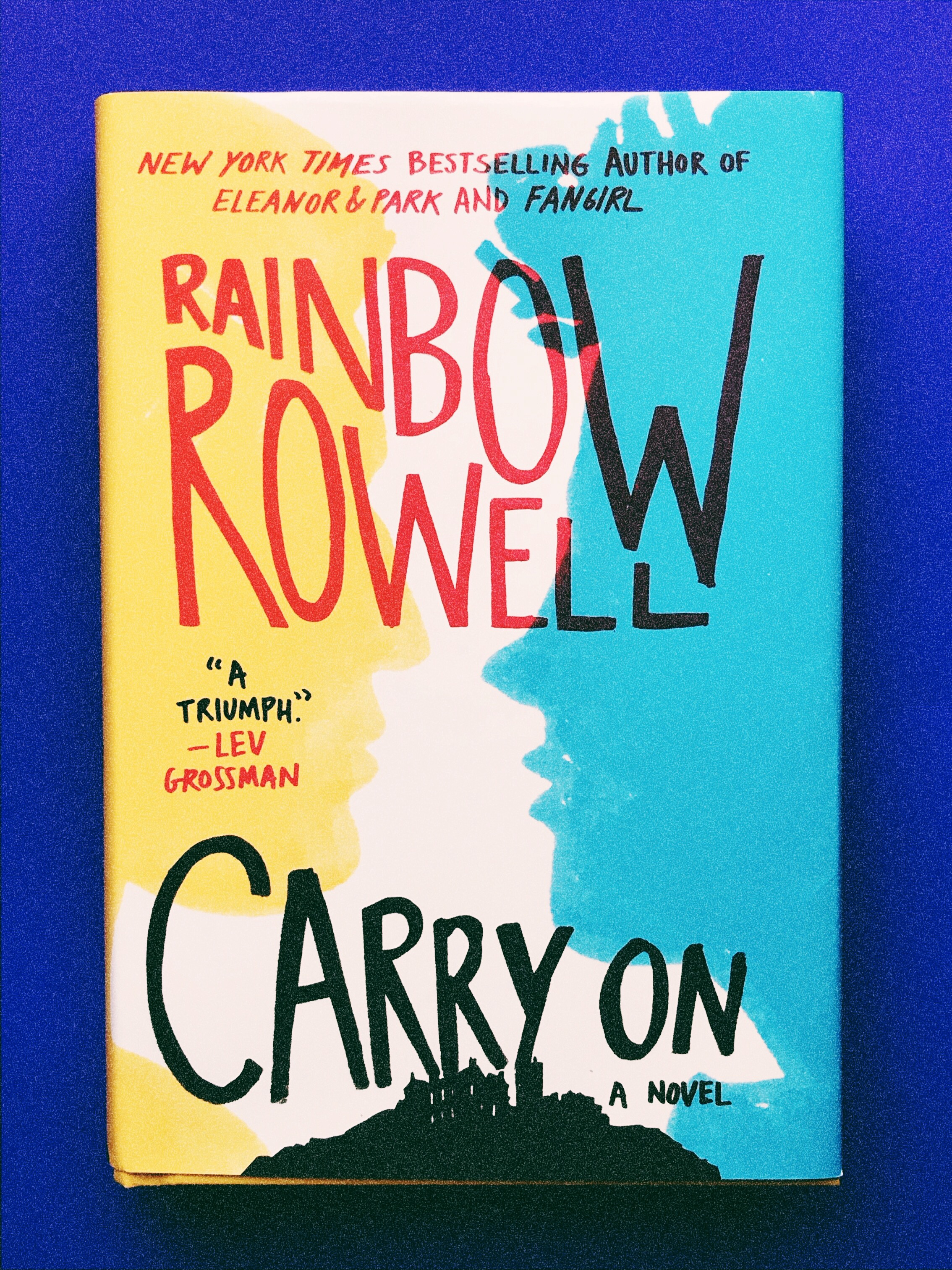 Carry On by Rainbow Rowell~Book Review