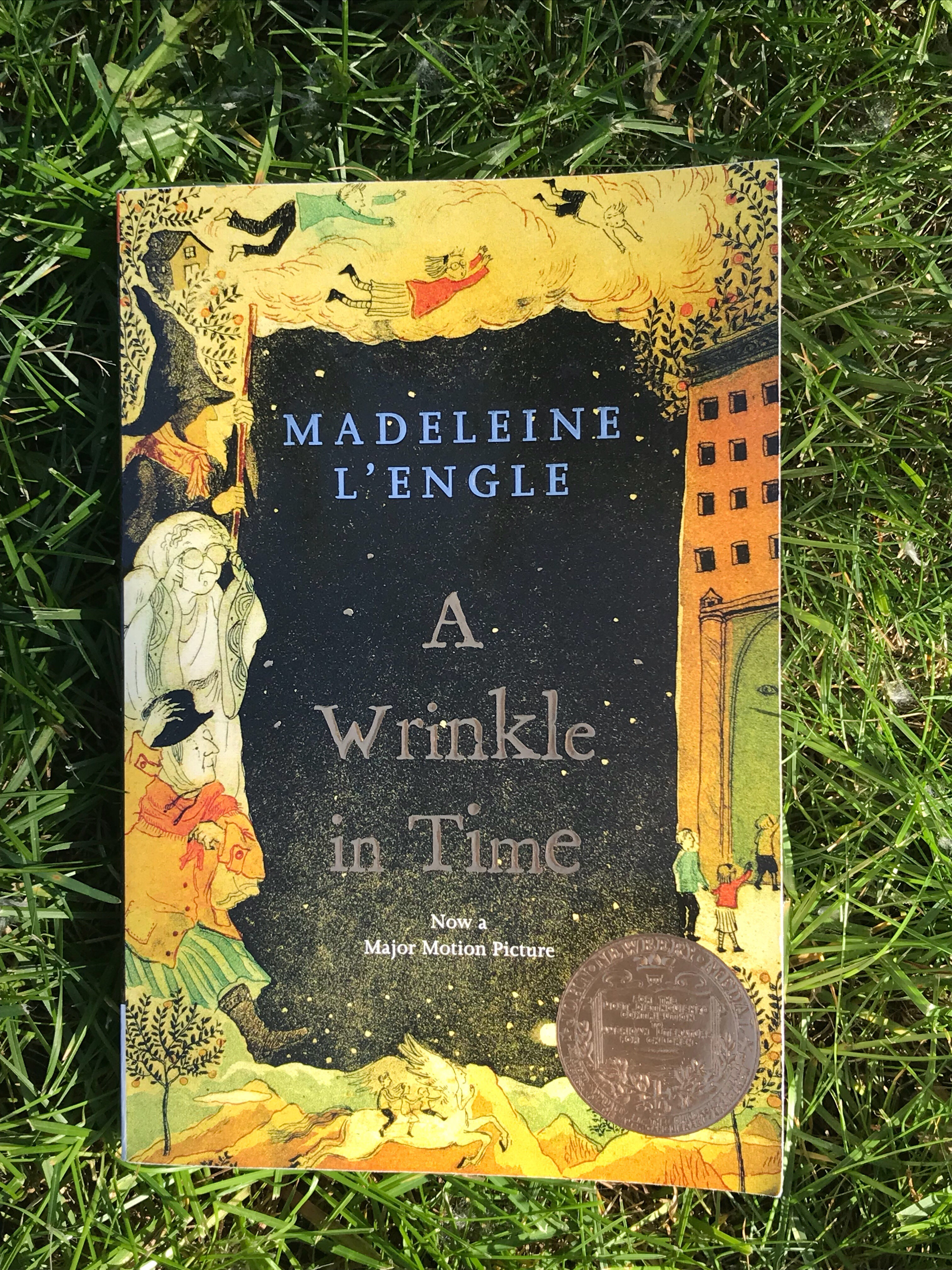 A Wrinkle in Time~Book Review