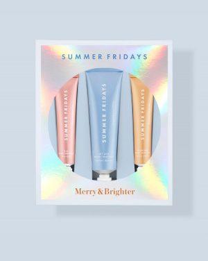 Summer Fridays Merry & Brighter
