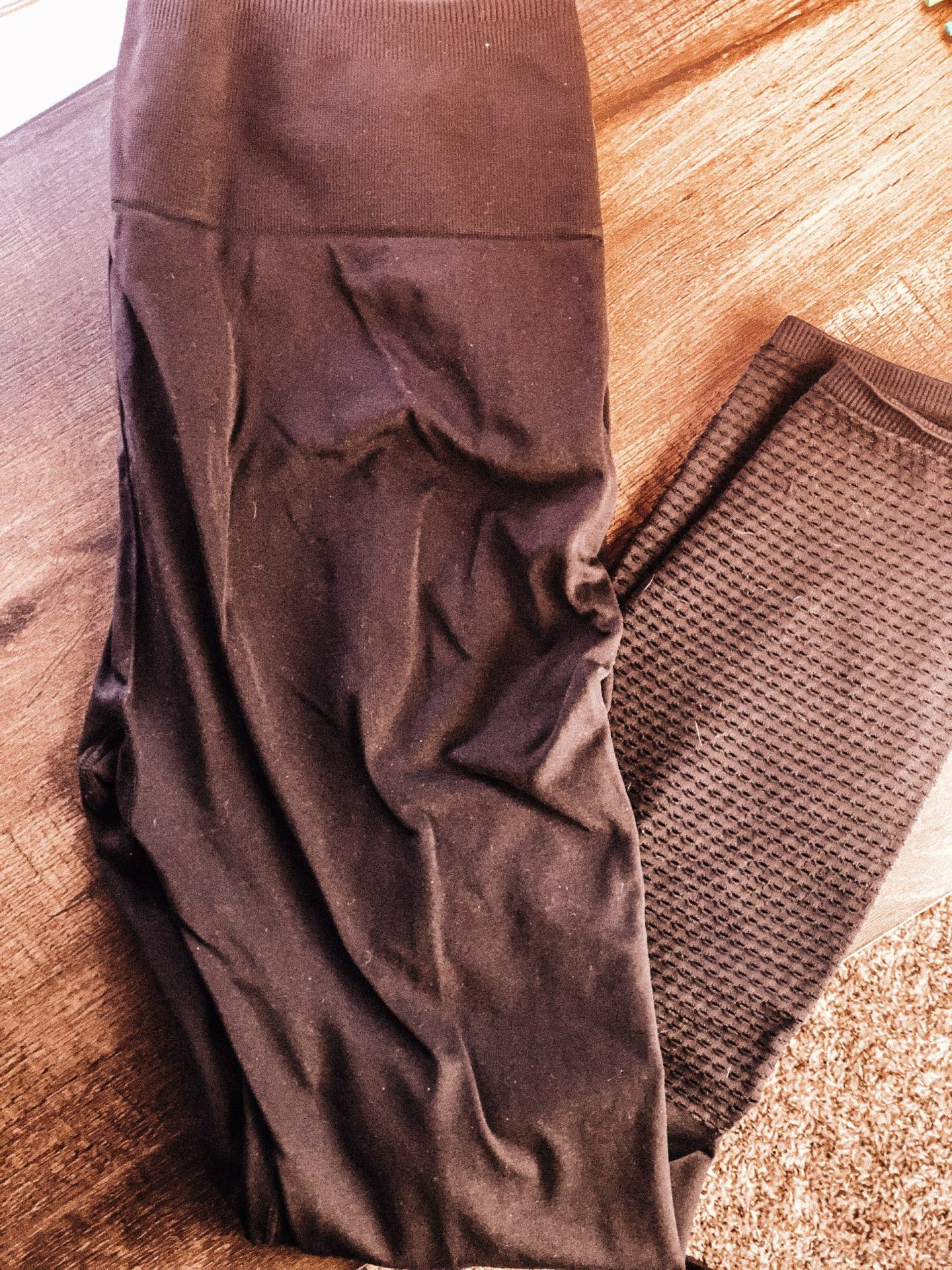 pair of leggings