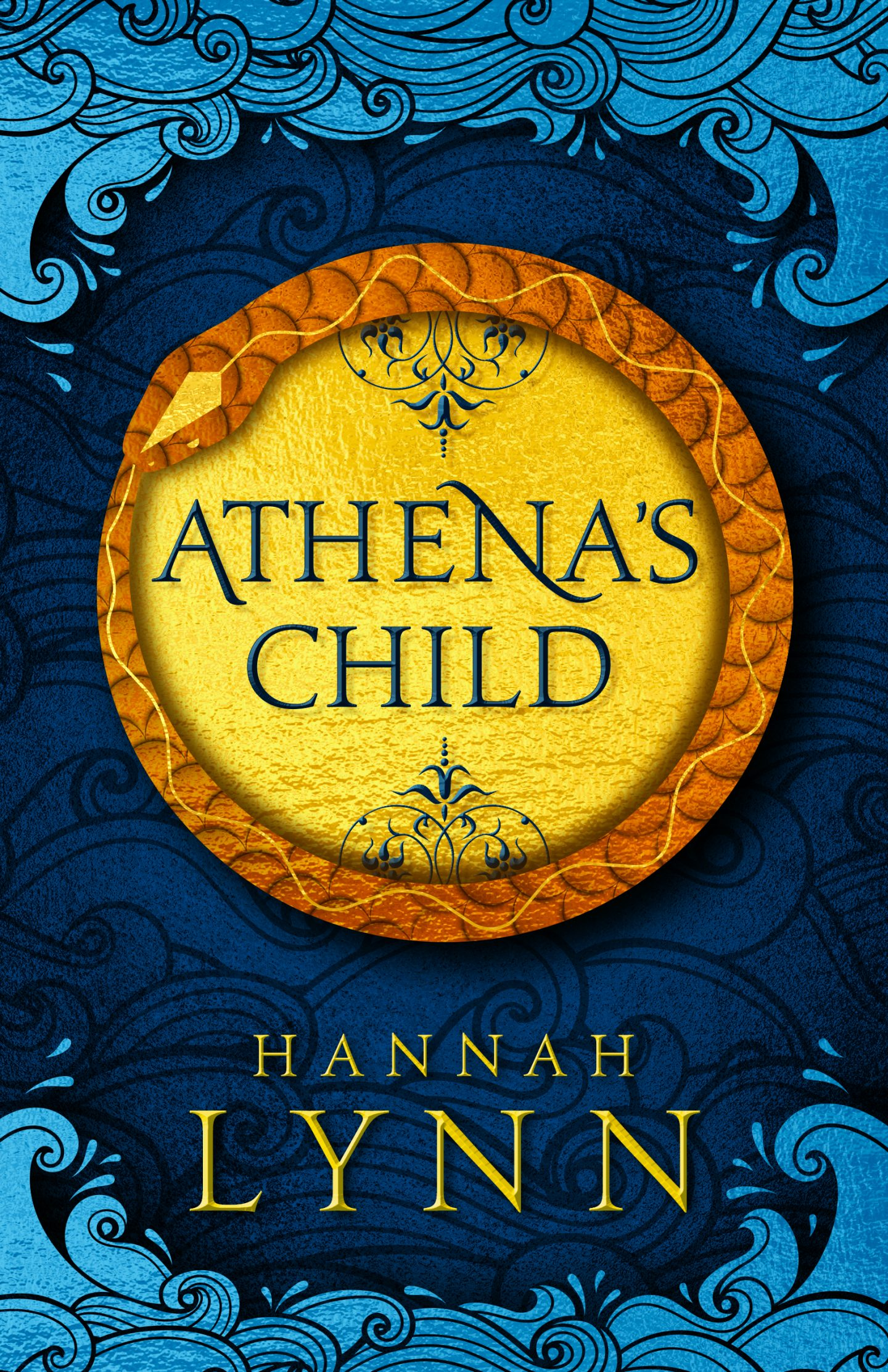 Athena's Child by Hannah Lynn Book Review